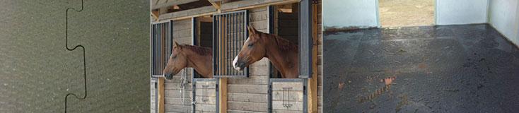 stable flooring and arena footing products